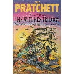 The Witches Trilogy: Equal Rites, Wyrd Sisters, Witches Abroad