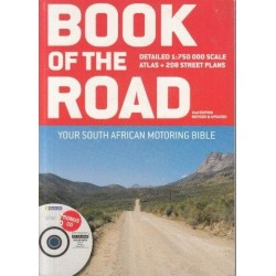 Book of the Road: Your South African Motoring Bible (incl. CD)