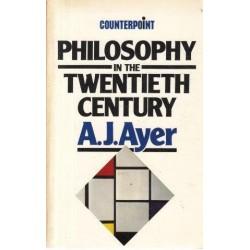 Contemporary Philosophy in the Twentieth Century