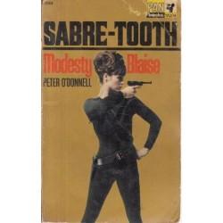 Modesty Blaise - Sabre-Tooth