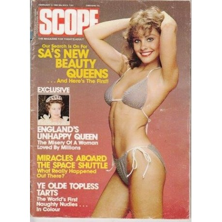 SCOPE Magazine February 3 1984