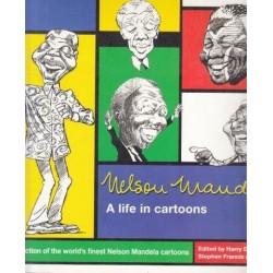 Nelson Mandela - a life in Cartoons
