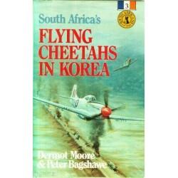 Flying Cheetahs in Korea