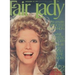Fair Lady Decmber 22 1971