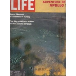 Life Magazine Volume 46, No. 11 June 09,1969 Apllo 10