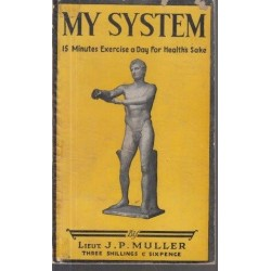 My System, 15 Minutes' Work a Day for Health's Sake