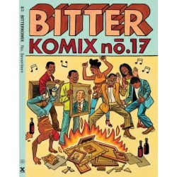 Bitterkomix 17 (NEW - Preorder ONLY)