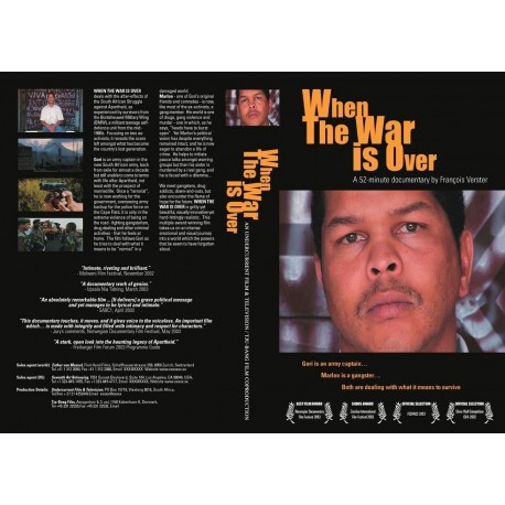 When the War is Over (DVD)