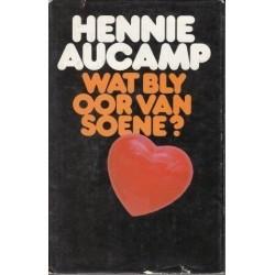 Wat Bly Oor Van Soene?