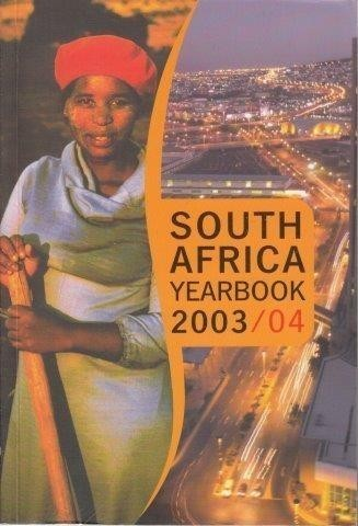 South Africa Yearbook 2003/2004, Burger, Delien (Ed.)