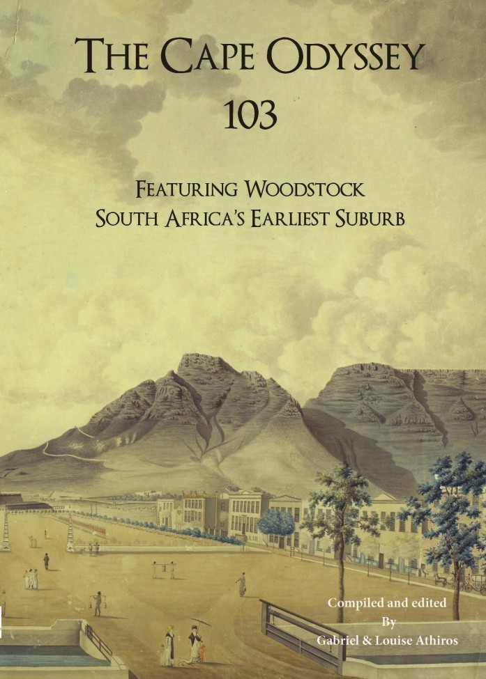 The Cape Odyssey 103: Woodstock, Athiros, Gabriel & Louise Athiros