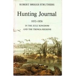 Hunting Journal, 1852-1856