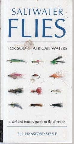 Saltwater Flies for South African Waters, Hansford-Steele, Bill