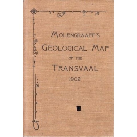 Molengraaff's Geological Map of the Transvaal