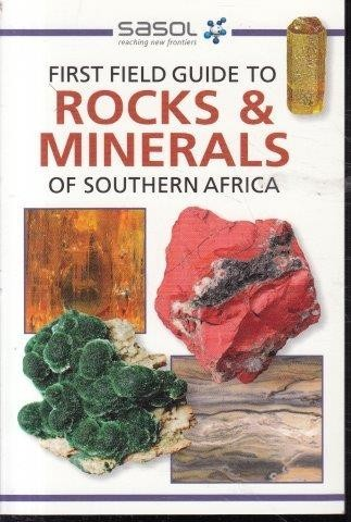 First Field Guide to Rocks & Minerals of Southern Africa, Cairncross, Bruce