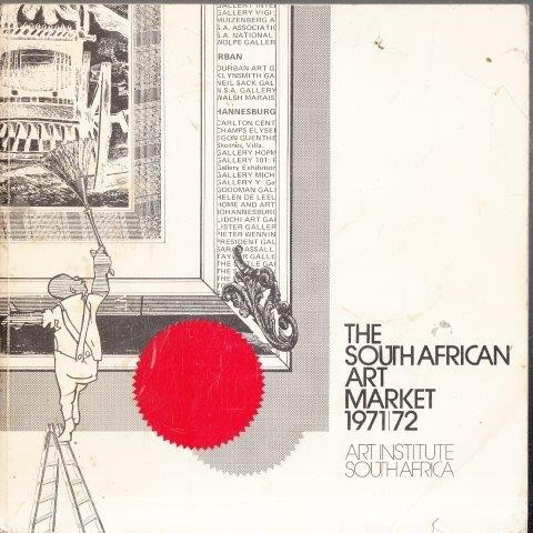 The South African Art Market 1971/72, Berman, Esme