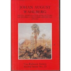 Travel Journals of Johan August Wahlberg