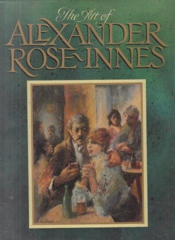 The Art of Alexander Rose-Innes, Bekker, Martin