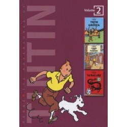 The Adventures Of Tintin Vol. 2