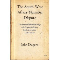 The SWA/Namibia Dispute
