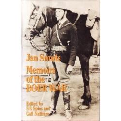 Jan Smuts: Memoirs of the Boer War