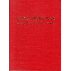 Three Years War (Scripta Africana limited edition 890 of 1000)