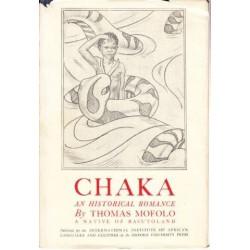 Chaka - An Historical Romance