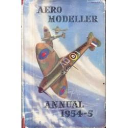 Aero Modeller Annual 1954-55