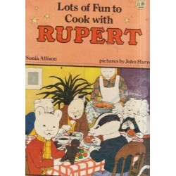Lots of Fun to Cook With Rupert