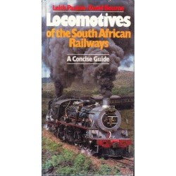 Locomotives of the South African Railways: A Concise Guide