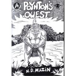 Poynton's Quest: An Azaniamania Trilogy Book 2