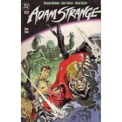 Adam Strange Book Three