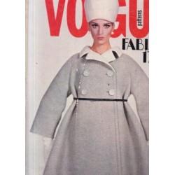 Vogue Patterns Fabiani 1707 April 1967
