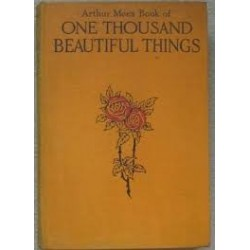 One Thousand Beautiful Things