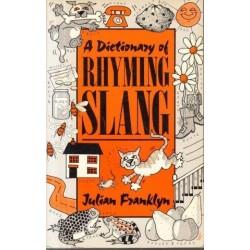 A Dictionary of Rhyming Slang