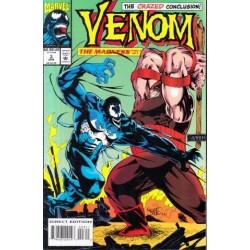 Venom The Madness Vol. 1 No. 3 Jan 1994