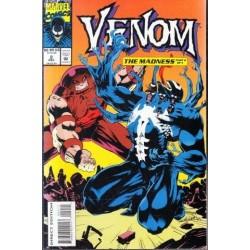 Venom The Madness Vol. 1 No. 2 Dec 1993