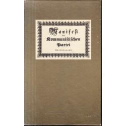 Manuskript der Kommunistischen Partei