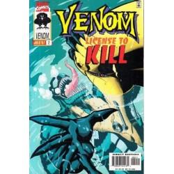 Venom Licence to Kill Vol. 1 No. 2 July 1997
