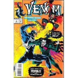 Venom The Enemy Within Vol. 1 No. 2 Mar 1994