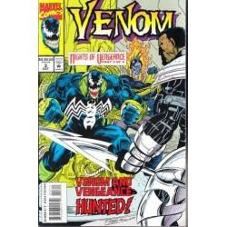 Venom Nights of Vengeance Vol. 1 No. 3 Oct 1994