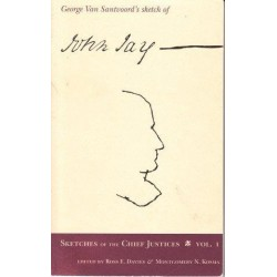 Sketches Of The Chief Justices Vol. 1 John Jay