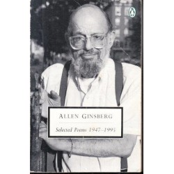 Allan Ginsberg Selected Poems 1947-1995