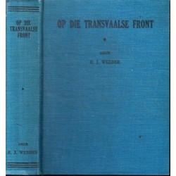 Op die Transvaalse Front, 1 Junie 1900-31 Oktober 1900