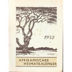 Afrikanischer Heimatkalender 1952
