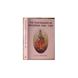 The Postmarks of Rhodesia 1888-1980