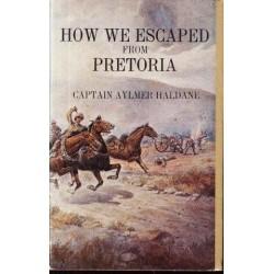 How We Escaped from Pretoria  (African Reprint Vol. 11)