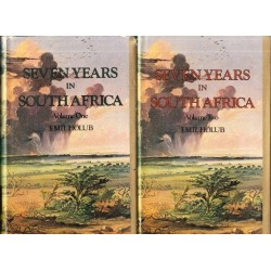 Seven Years In South Africa 2 Vols (African Reprint Vols. 4&5)