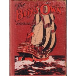 The Boy's Own Annual 1928-1929. Volume 51