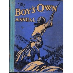 The Boy's Own Annual, Vol. 56: 1933-1934